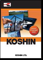 "Каталог "" Мотопомпы KOSHIN 2012"""